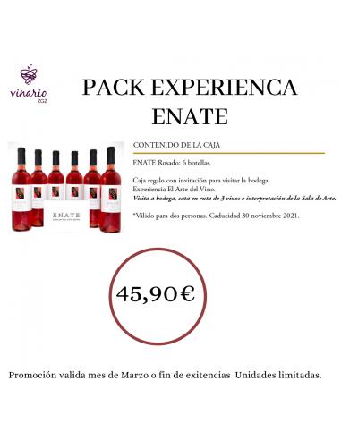 Pack EXPERIENCA ENATE